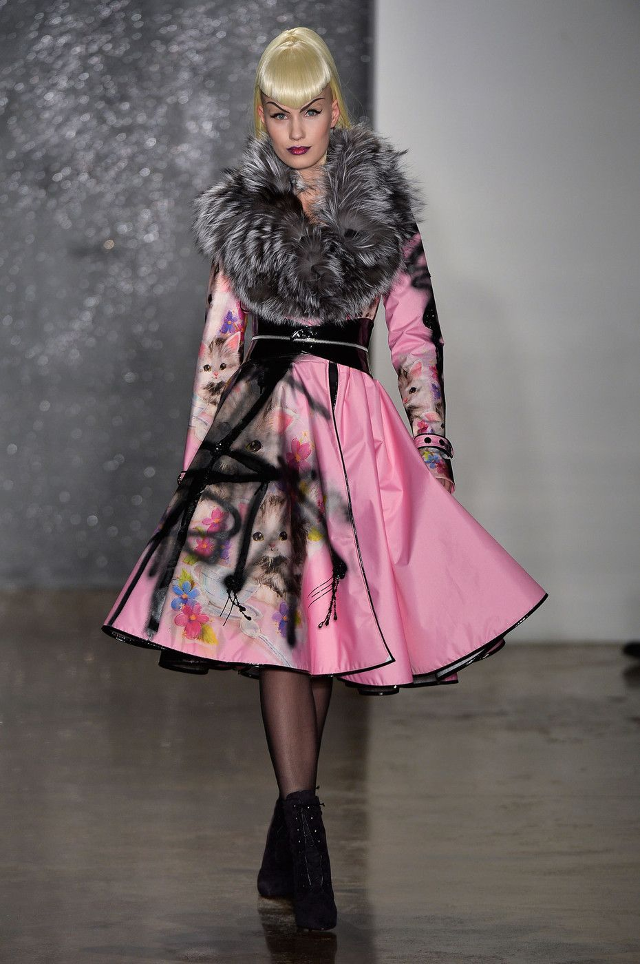 The Blonds - New York Fall 2014
