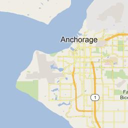 Anchorage, AK Neighborhoods Map - #Best & #Worst #Neighborhoods ...