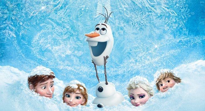 """""""Frozen"""" supera los 1.000 millones en taquilla"""