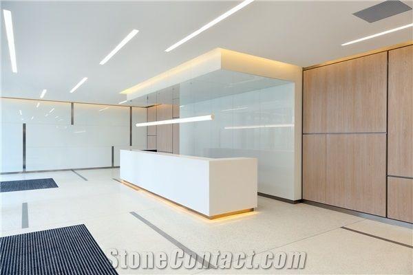 Ready Made Marble Top Reception Counter Design For Restaurant S Izobrazheniyami