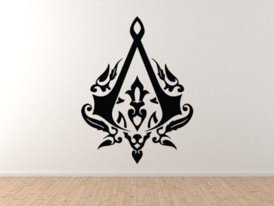 ottoman empire style assassins creed wall vinyl