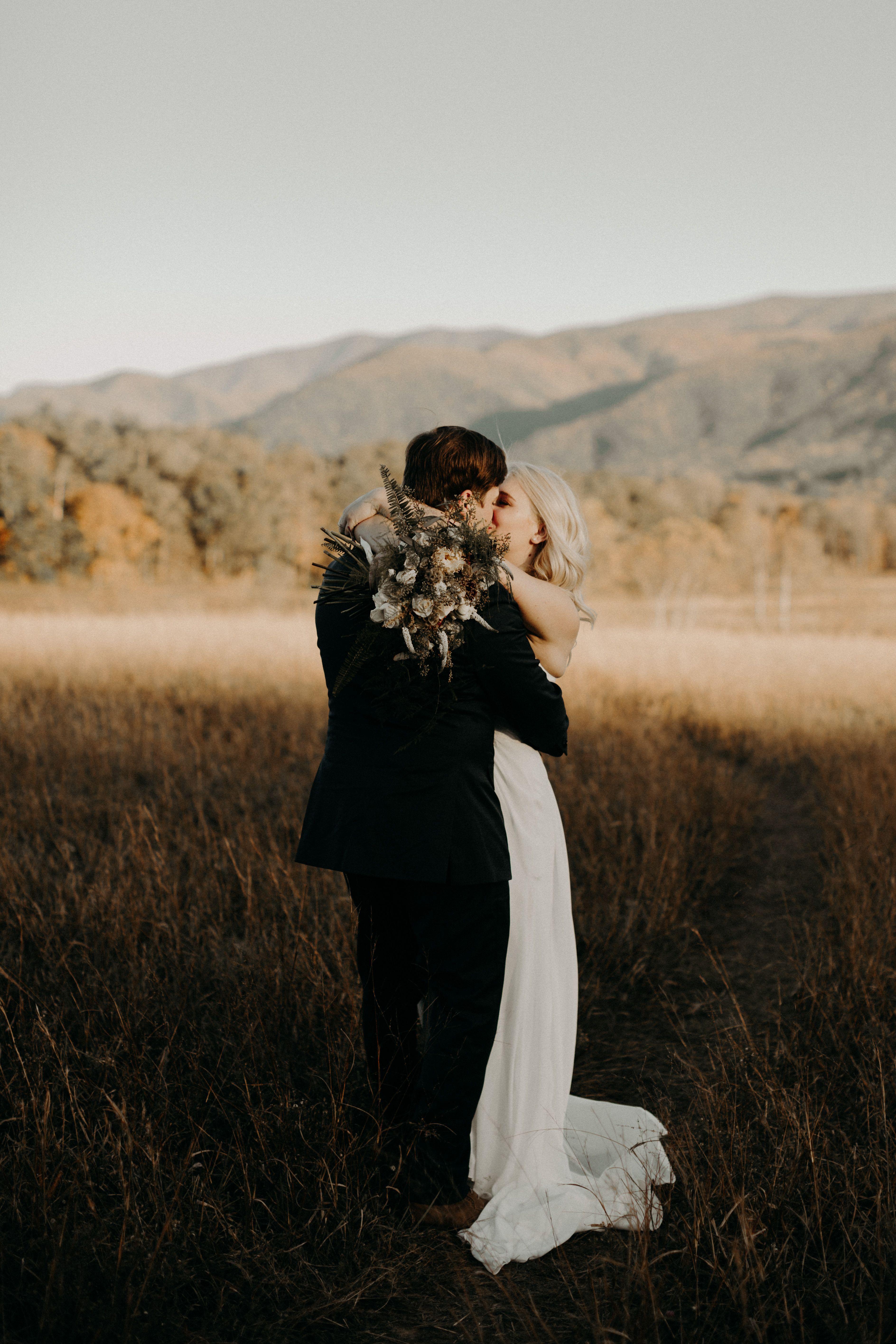 Bohemian Wedding dress ideas for Colorado Mountain
