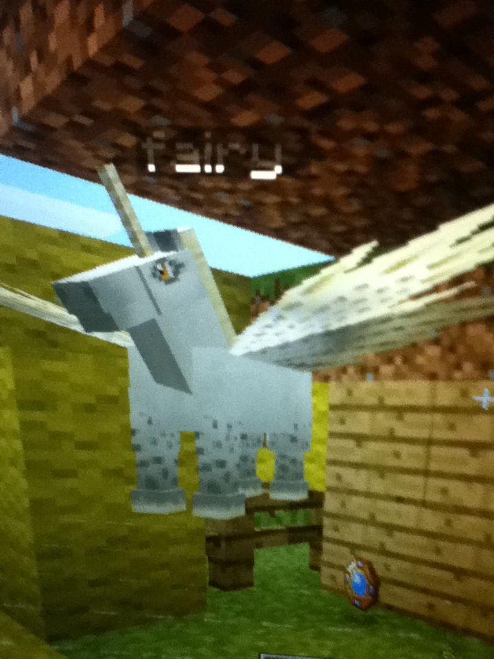pegasus minecraft mod