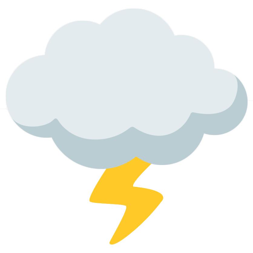99 Lightning Cloud Clipart Transparent Png Cloud Clipart Lightning Cloud Lightning Clip Art