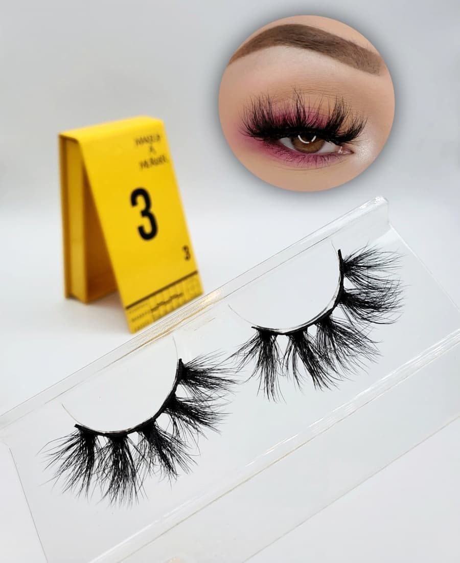 "Makeup A Murder Cosmetics on Instagram: ""Evidence Marker 3 #crueltyfree lashes are BACK IN STOCK for $9 a pair at makeupamurder.com!! 🎉🥳 #makeupamurder #lashes #crueltyfreelashes…"""