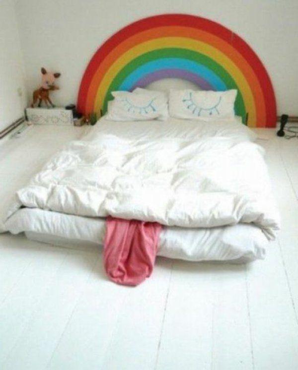1001 Coole Ideen Fur Bettkopfteile Betten Bett Kinderzimmer