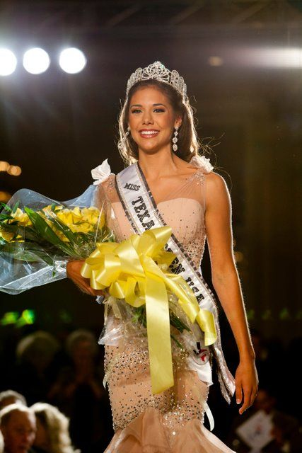 Miss texas teen past winners