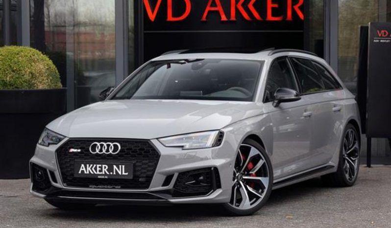 Audi Rs4 Zwart Optiek Design Pakket B O Exclusieveauto Nl Audi