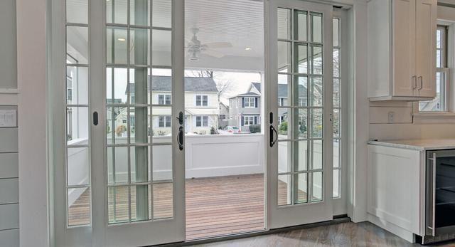 推拉門 摺疊門 吊軌 地軌 廚房選擇哪種門 很糾結 Home Home Decor Decor