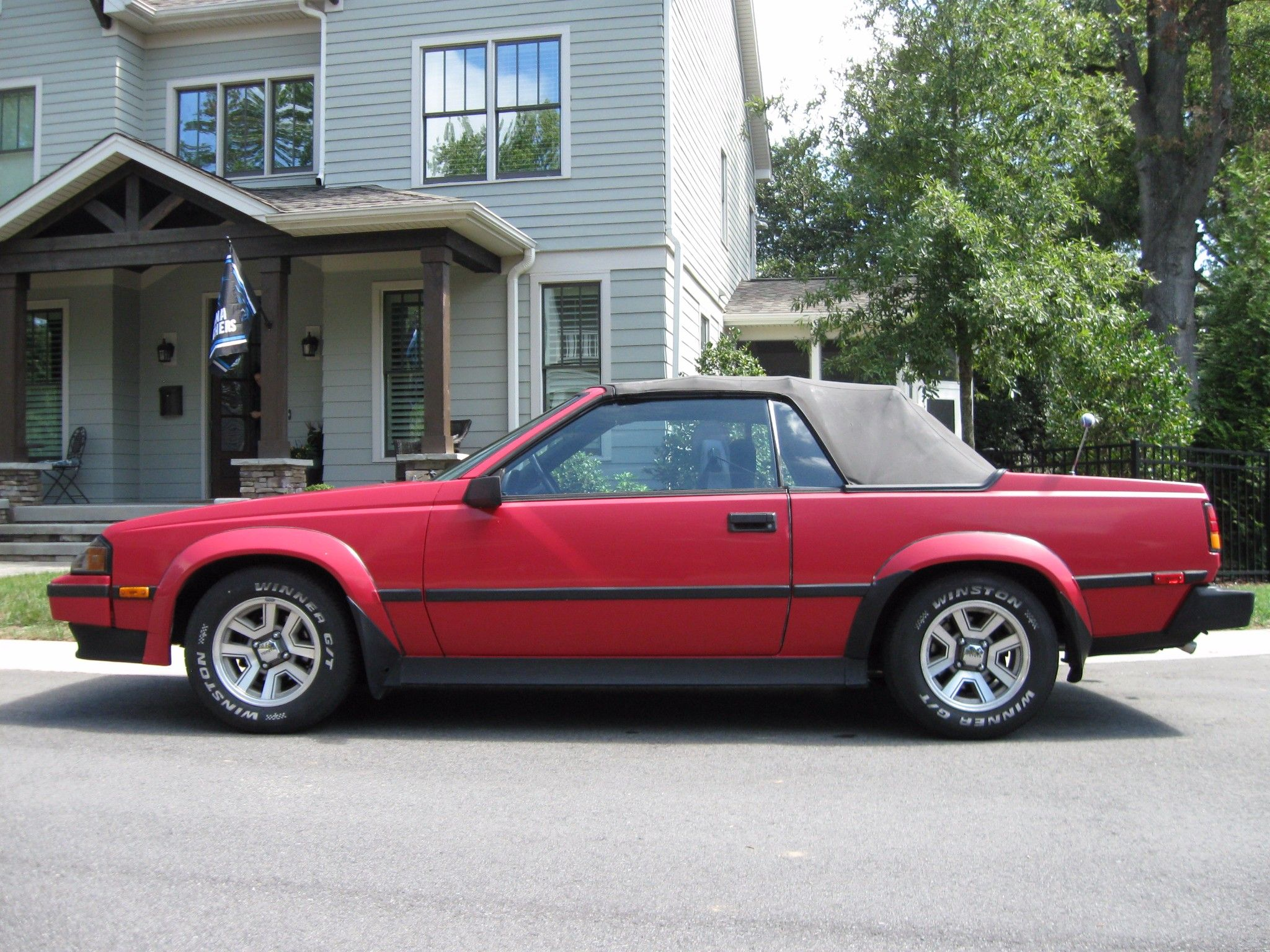 this 1985 toyota celica has 182k miles and is a rare asc convertible conversion from the last. Black Bedroom Furniture Sets. Home Design Ideas