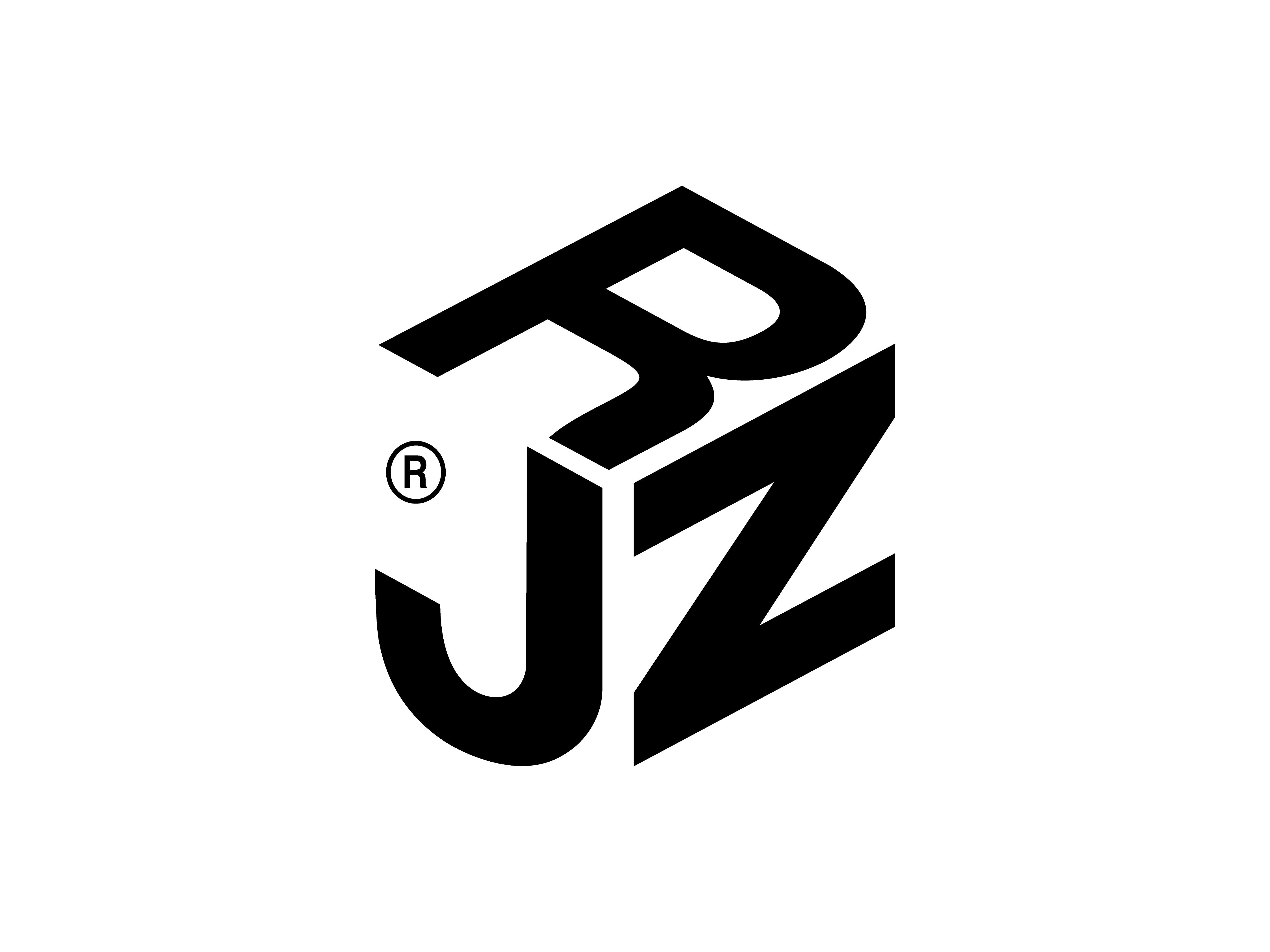 Jrz Logomark Branding Design Logo Typographic Logo Logo Design Inspiration Creative