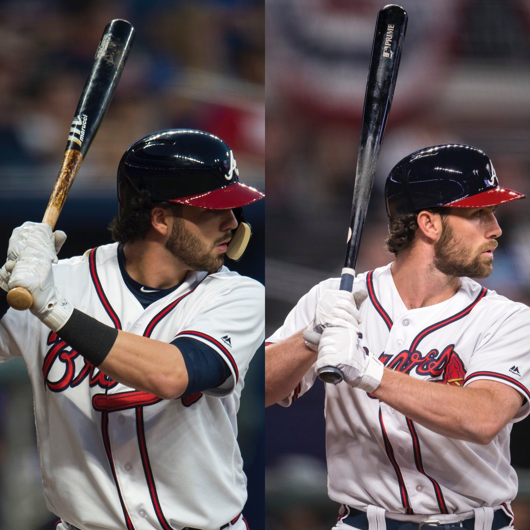 Atlanta Braves On Twitter Atlanta Braves Baseball Braves Hot Baseball Players