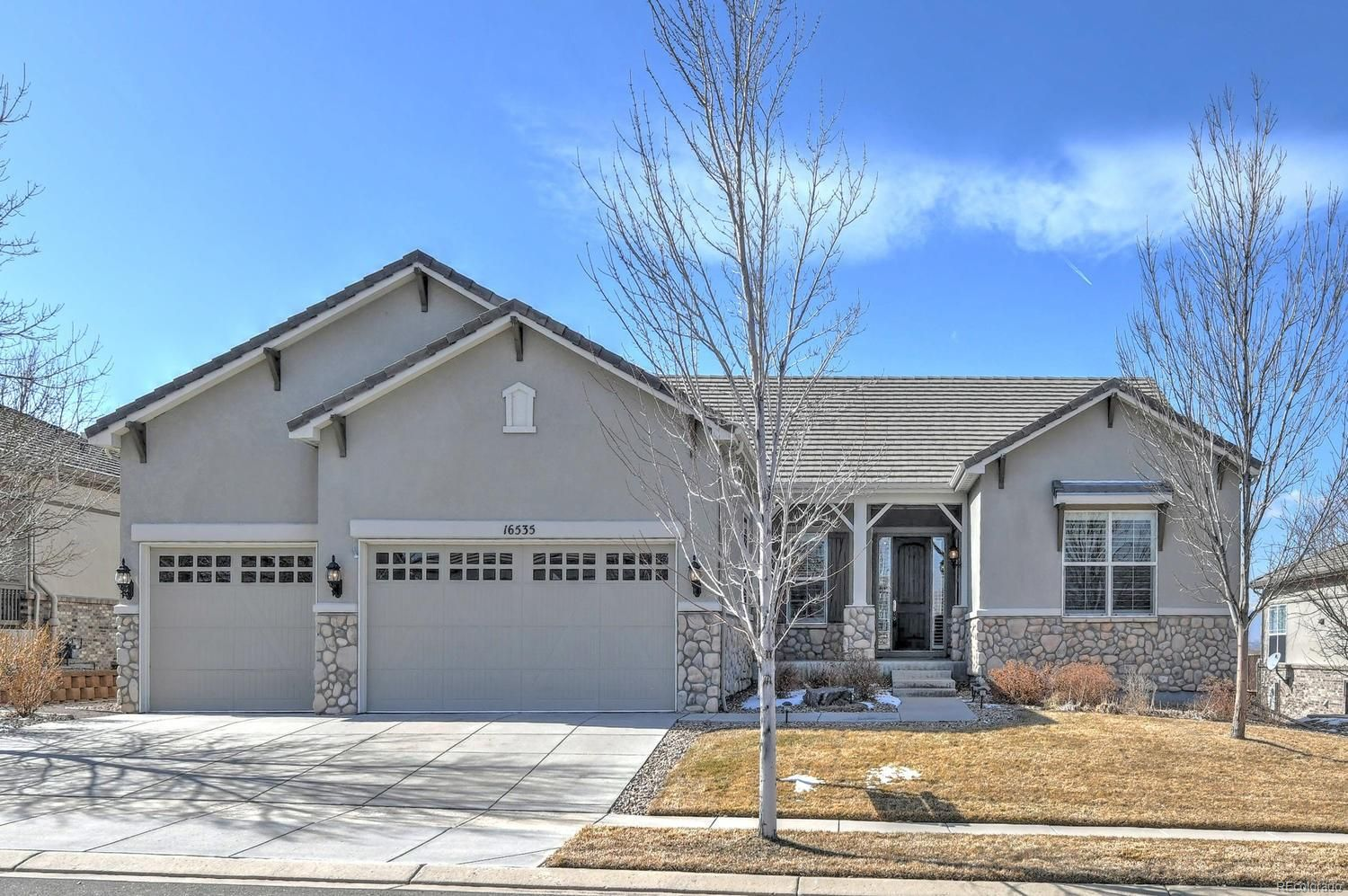 16535 Grays Way Broomfield Co 80023 Property Prices House