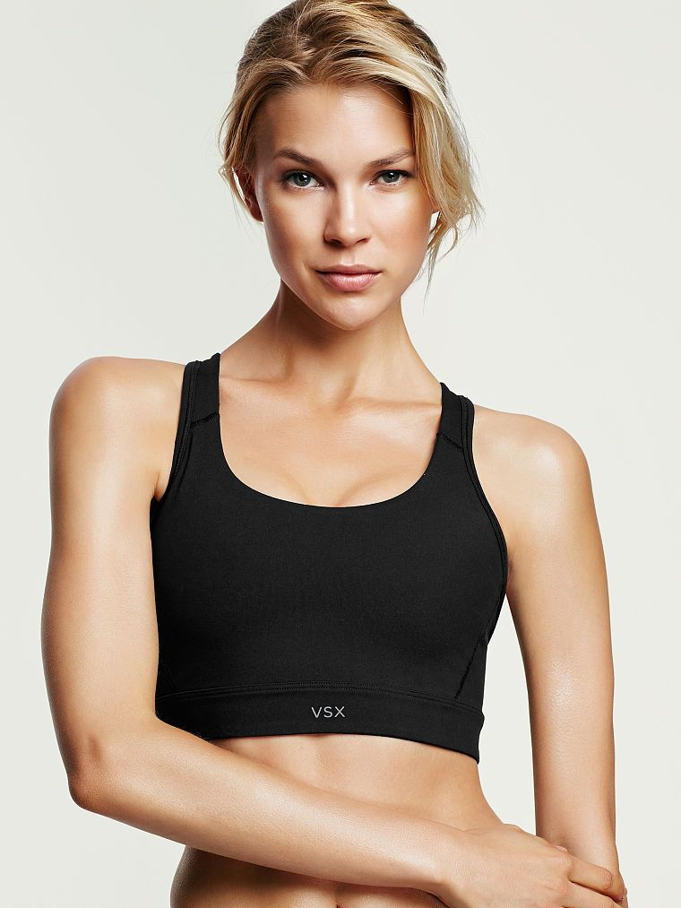 The Player by Victoria's Secret Open-back Sport Bra - Victoria's Secret Sport - Victoria's Secret