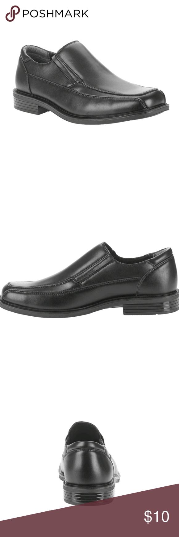 244f1d0f2b3b2a GEORGE Mens Dress Shoes Size 8 George Mens Metropolis Dress Shoes