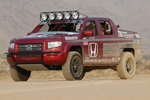 Image Result For Honda Ridgeline Jacked Up