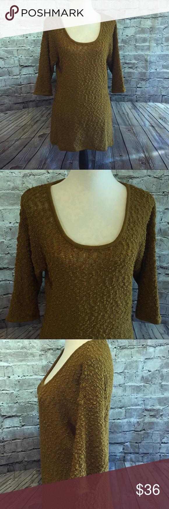 Soft Surroundings Sweater Tunic SOFT SURROUNDINGS WOMENS SZ LG ...