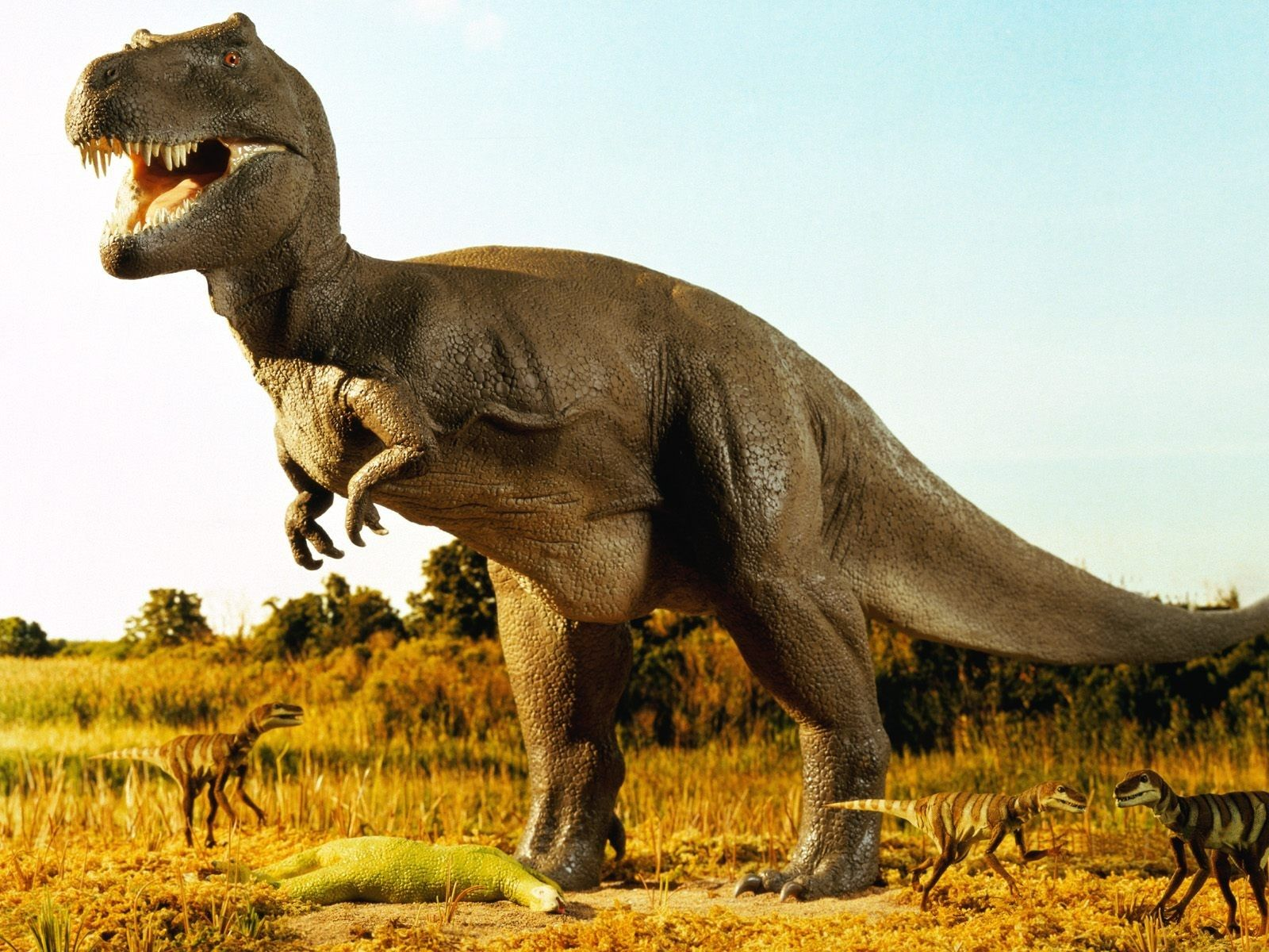 would we be here if the dinosaurs survived 11260 prehistoric