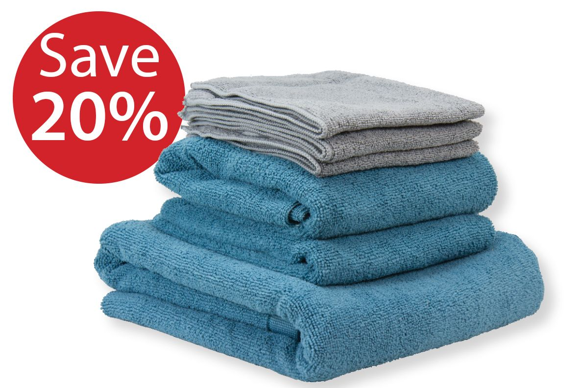 Norwex Bath Towels Unique Norwex  Bathroom Pack  1 Body Pack Graphite 1 Hand Towel Teal 1 Design Ideas