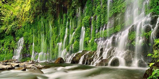 Pegunungan Dan Dataran Tinggi Di Sekitar Malang Memiliki Banyak Aliran Sungai Sehingga Sangat Banyak Air Terjun Yang Berada Di Sekitar K Air Terjun Air Sungai