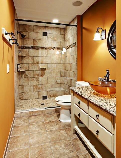 Bathroom Wonderful Traditional Master Bathroom Floor Plans With - Bathroom remodel in a box