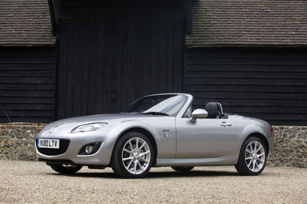 MX-5 Miyako Roadster Coupe 2010 | Mazda Special Editions | Pinterest ...