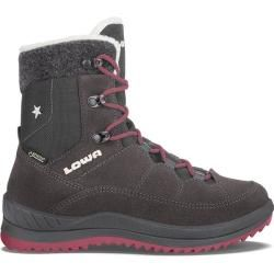 Lowa Kinder Schuh Calcetina Gtx® Mid, Größe 33 In Anthrazit, Größe 33 In Anthrazit Lowa #wintergrunge