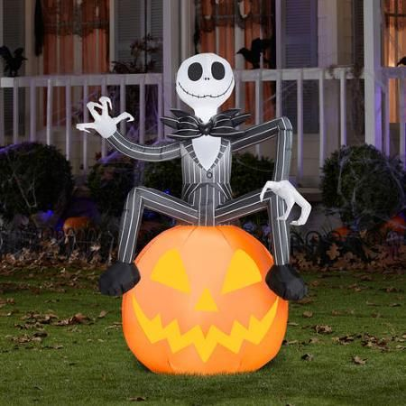 Party Occasions Nightmare Before Christmas Decorations