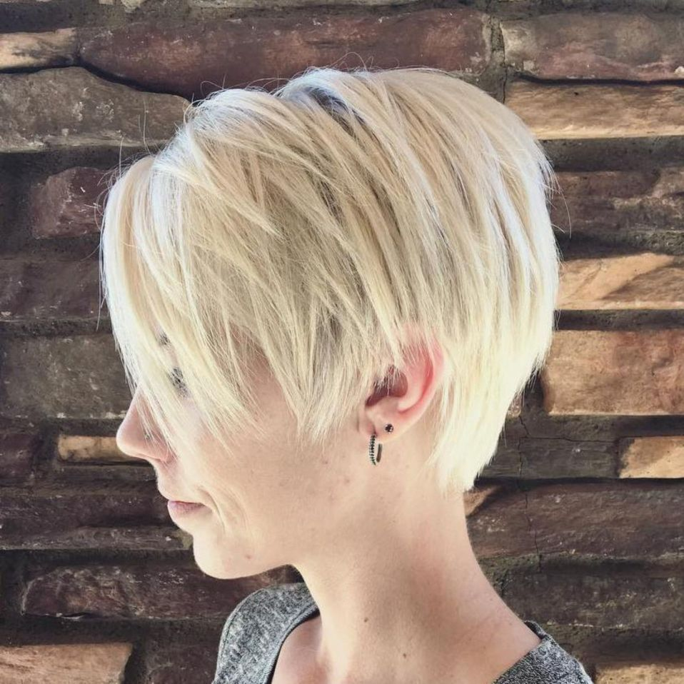 mindblowing short hairstyles for fine hair in my style