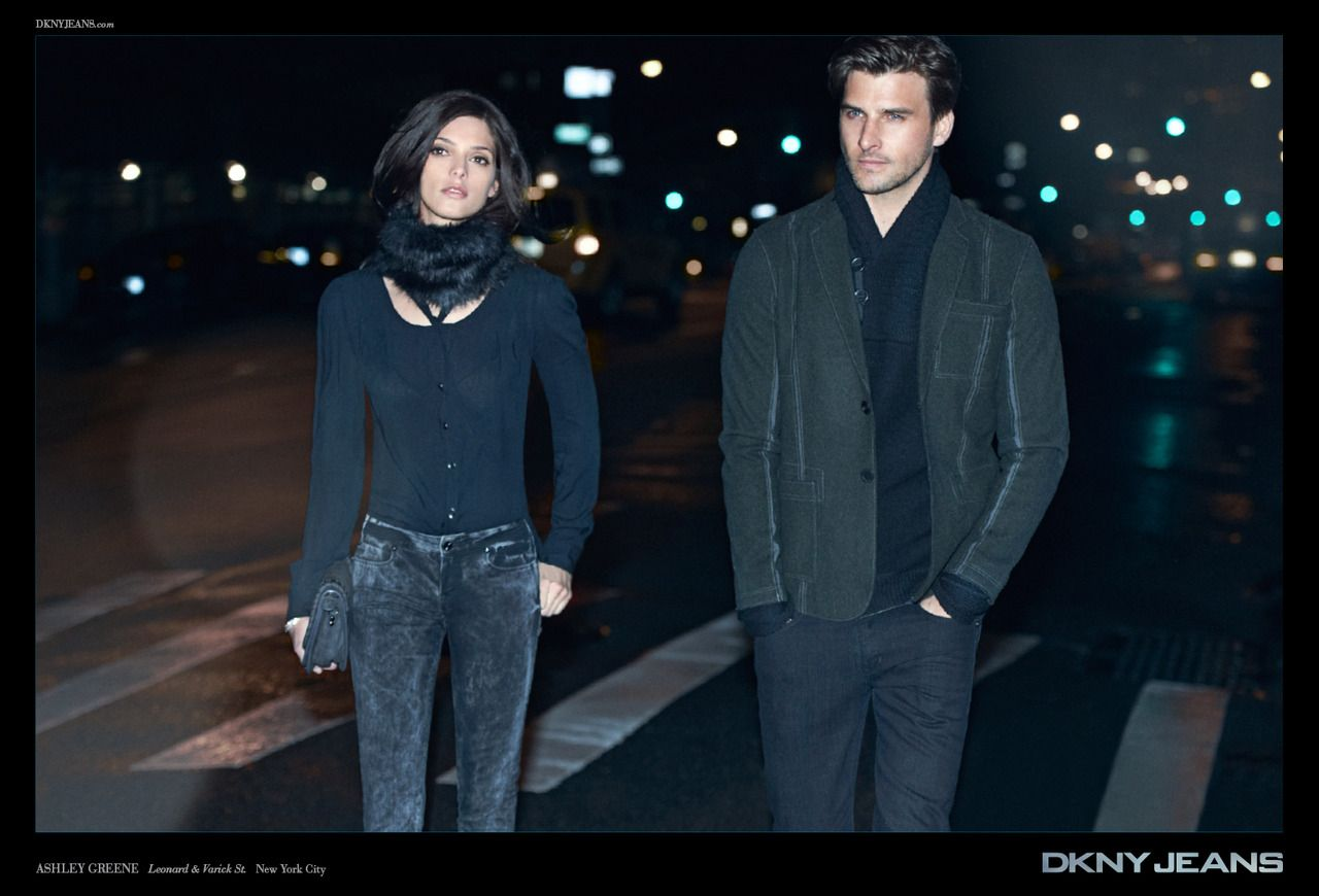 New advertisements for DKNY Jeans Fall 2012 campaign {HQ