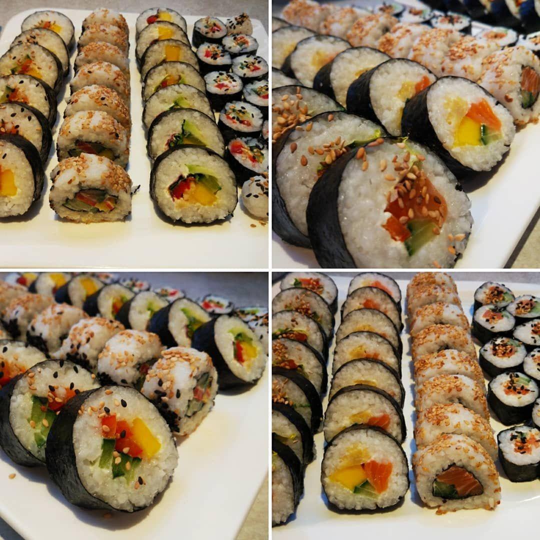 Bardzo miłe i smaczne popołudnie -      Bardzo miłe i smaczne popołudnie 🍶🍣 #sushi #sushiWtorek #zPrzyjaciółmi #pierwszeSushiTysia #omniomniom #domoweSushi #yummy #eatnoshit #maki #futomaki #hosomaki #avocado #japan #food #foodporn #healthy #homemadesushi #vegeSushi #fishSushi #sushiTuesday #sushiMaster 😁 #happytime #niceevening #withFriends #Polska #Lubin #instadaily #potd #photooftheday     Best Picture For  Fish Recipes crockpot  For Your Taste     You are looking for something, and it is