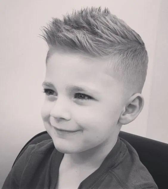 14 Cortes de cabelo masculino infantil – os menino