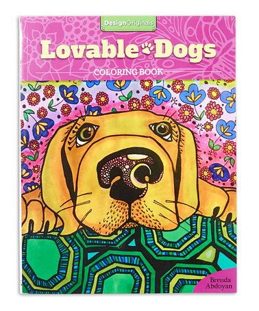 Love This Lovable Dogs Coloring Book By Fox Chapel Publishing On Zulily Zulilyfinds