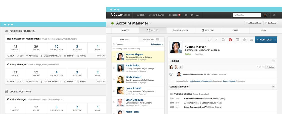 The 10 most important Applicant Tracking System features