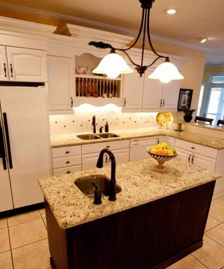 u shaped kitchen with island sink kitchen island with sink kitchen island with sink and on u kitchen with island id=75762