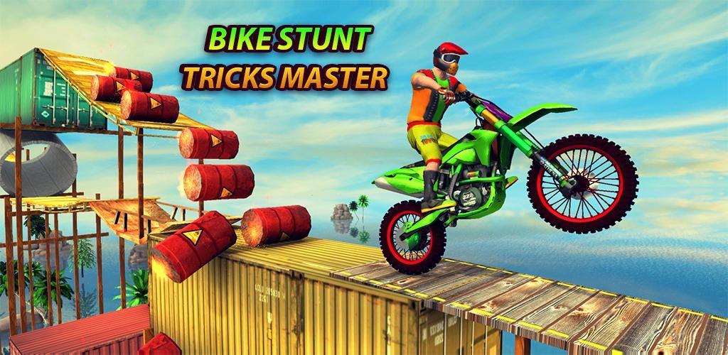 Bike Stunt Race Master 3d Racing New Free Games Stunts 3d Racing Bikes Games