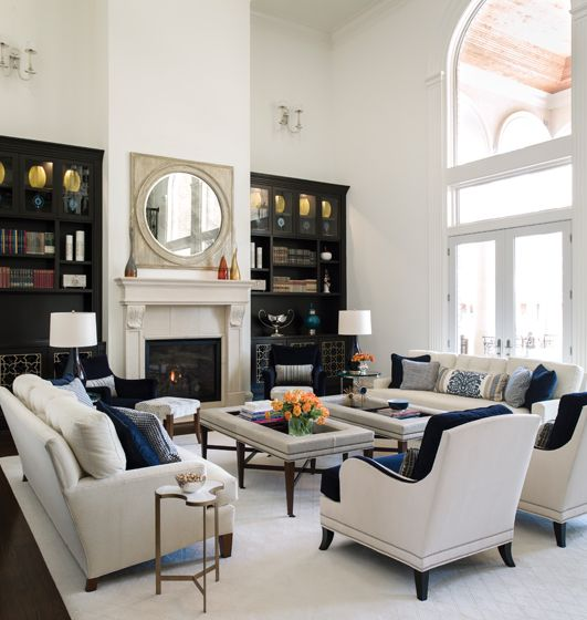 Cozy Homeinteriors: Cozy Living Rooms, Home Design
