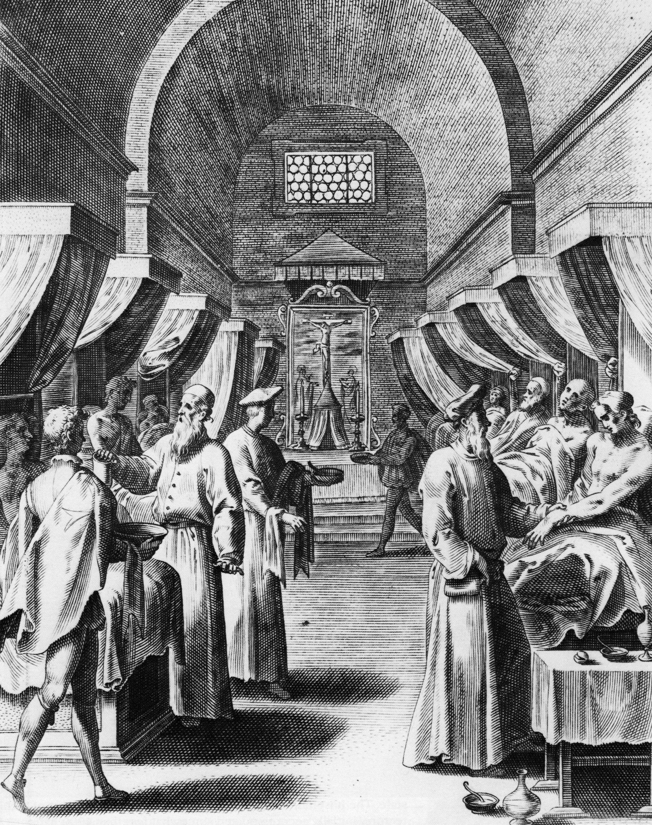 knight hospitalliers 1676 the art of nursing history pinterest
