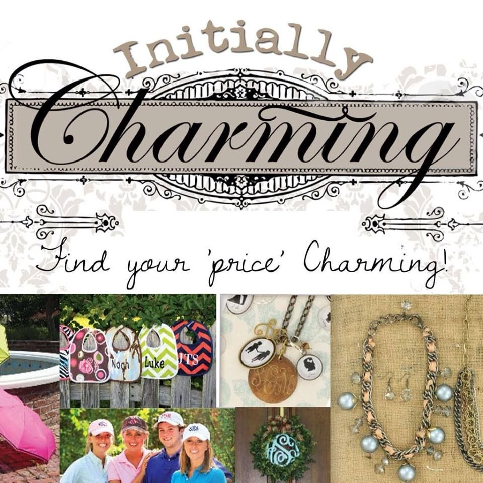 Charms & initials