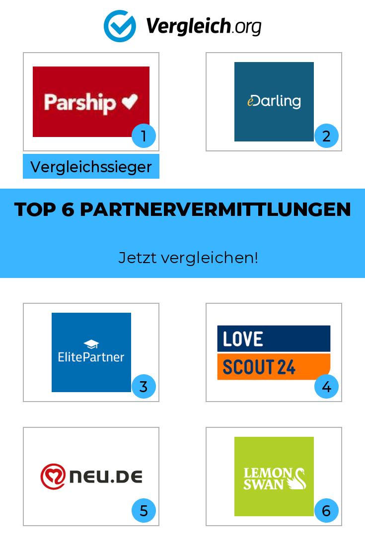 Partnervermittlungen vergleich