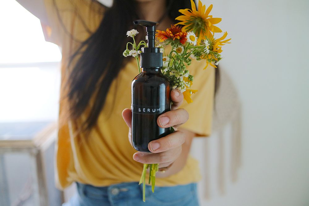 791dc05ba01 I love my Root to Tip serum from DoTerra, but I also love this DIY ...