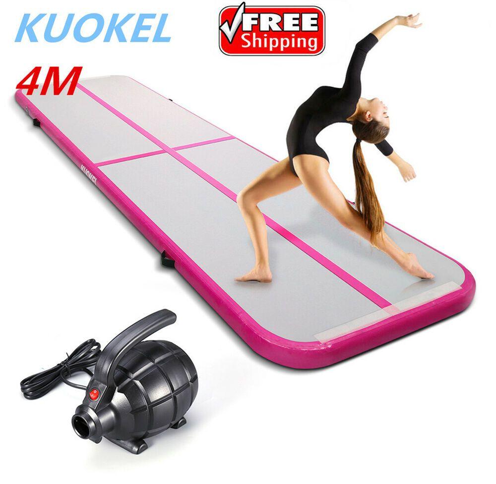 kuokel 4m tapis de gymnastique