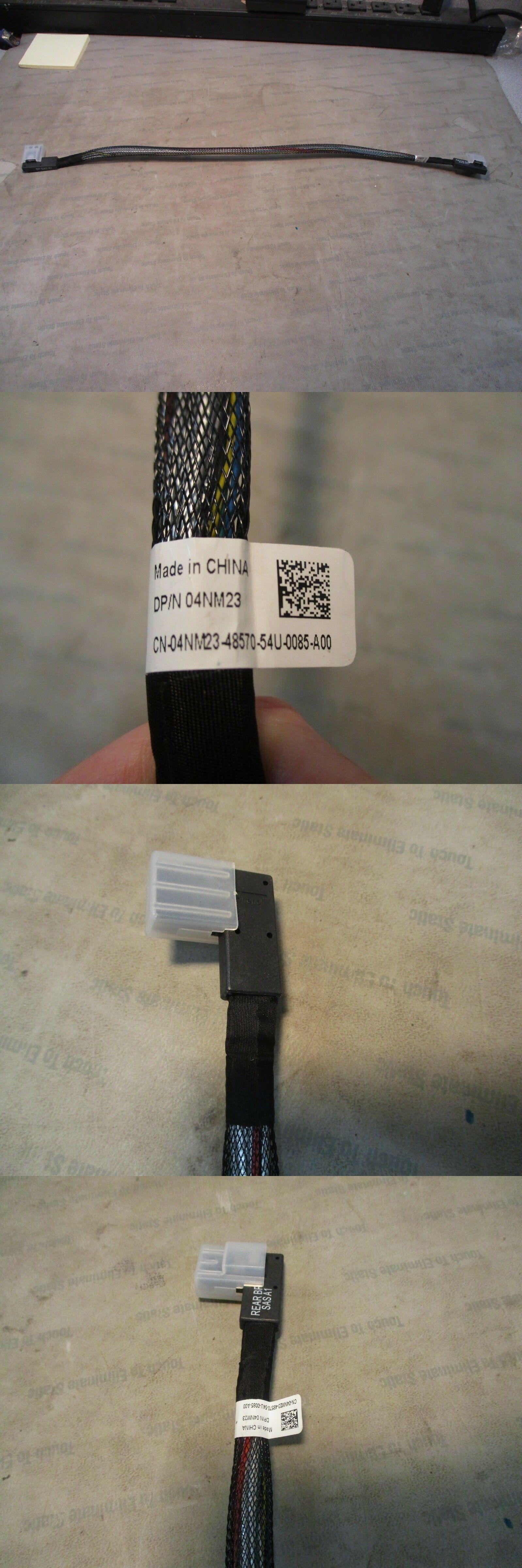 New Dell Poweredge R610 Mini Sas To Mini Sas Cable R720xd 4nm23 Cn 04nm23 Mini Sas Cable
