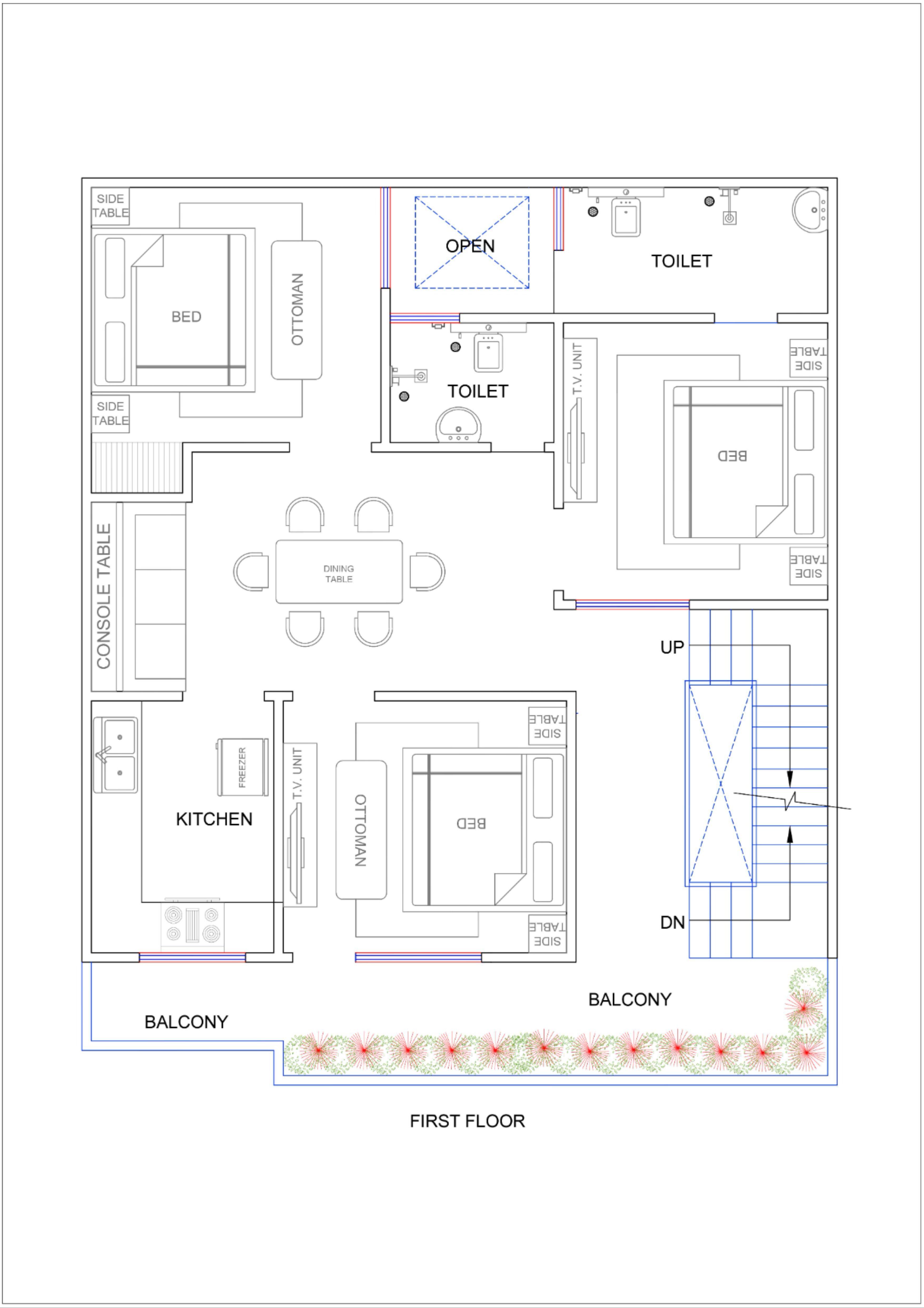 30x36 House Design Plan Bungalow House Design Model House Plan Home Design Plans