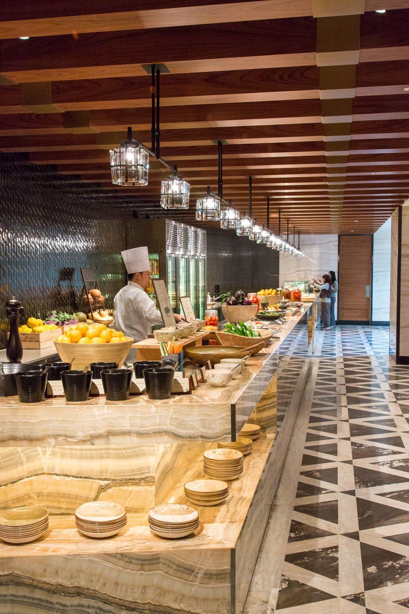 Breakfast Restaurant Interior Design
