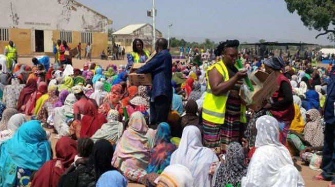 Image result for Dankwambo calls for reintegration of IDPs into society