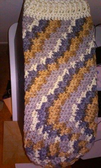 Baby cocoon crochet by Trevoh