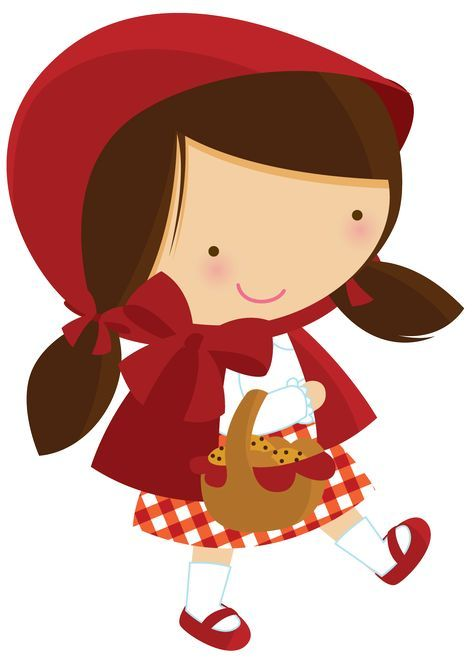 Caperucitaroja Ilustraciones Caperucita Roja Dibujo Imagenes De Caperucita Roja Caperucita Roja