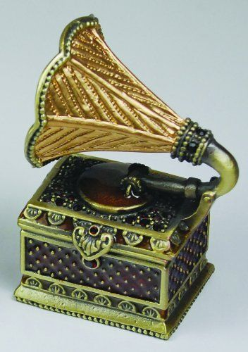 CMC Trinket Box - Gramophone, Antique by CMC, http://www.amazon.com/dp/B005XZDMD4/ref=cm_sw_r_pi_dp_YEOysb1ZAAJHH