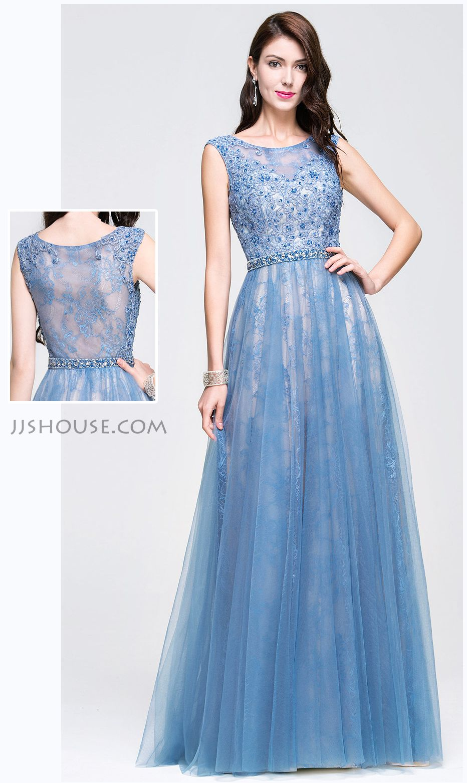 Dreamy and romantic, this tulle Prom dress will steal the spotlight ...
